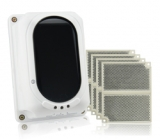 Detector tipo-haz reflectivo convencional AW-BK901-70 (70 metros)