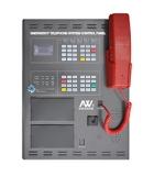 Panel de control para teléfonos a prueba de incendios AW-FT599 (99 puntos direccionables)