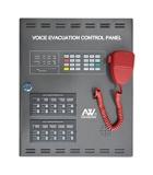 Panel de control para evcacuación mediante voz AW-VP350