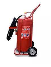 Carro Extintor PQS ABC 25k, 50k & 100k
