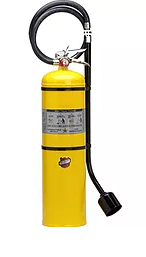 Extintor Clase D Clorhidrato de Sodio