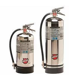Extintor Acetato de Potasio Clase K