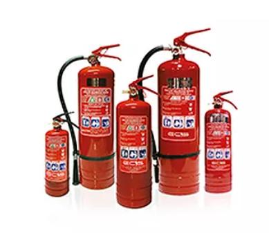 Extintor Polvo Químico Seco PQS Clase ABC al 40% y 90%