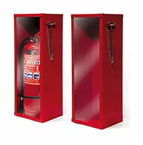 Gabinete Porta Extintor Vidrio Romper