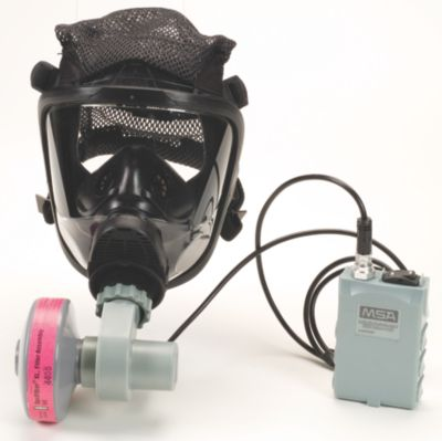 OptimAir® Mask-Mounted PAPR