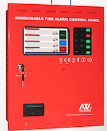 Panel Inalámbrico Direccionable - ASENWARE