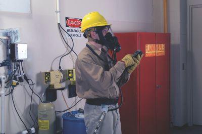 Respirador de suministro de aire PremAire Cadet Escape