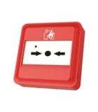 Pulsador manual direccionable AW-D305 LPCB para sistema de alarmas