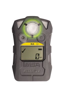 Detectores de gases ALTAIR® 2X