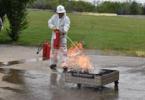 Curso de uso y manejo del extintor portátil